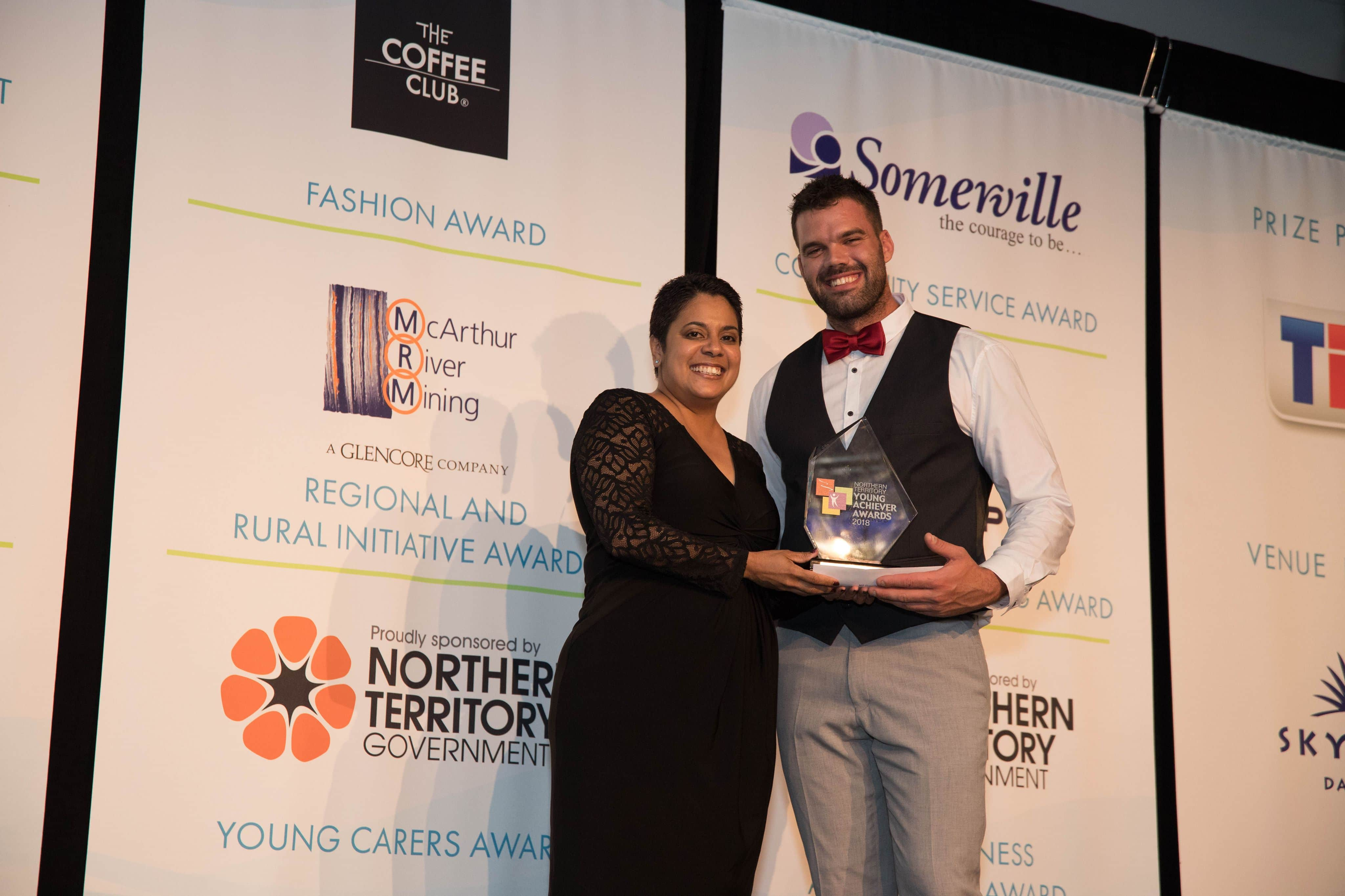 Young Achiever Awards 2018